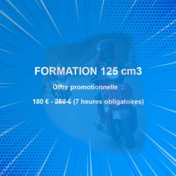 Formation 125 cm3