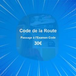 Passage à l'Examen du Code...